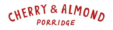 cherry and almond porridge