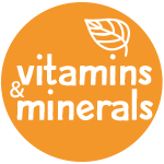 good source of vitamins and minerals badge