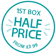 your first box half price