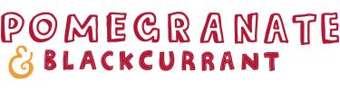 pomegranate and blackcurrant muesli