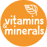 vitamins and minerals badge