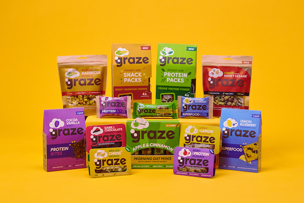 graze retail products
