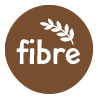 a source of fibre badge